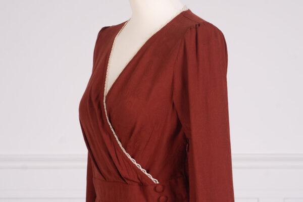 z kolekcji PRE-WINTER 2020,w kolorze brązowym, idealna na święta