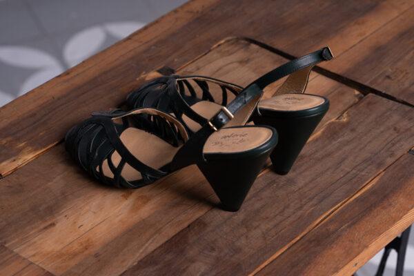 z kolekcji MID-SPRING 2021, sandałki, na wysokim obcasie